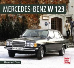 Mercedes-Benz W 123 (ISBN: 9783613039575)