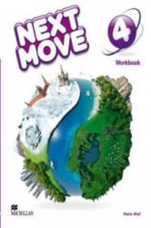 Next Move Workbook Level 4 - Amanda Cant (ISBN: 9780230441064)