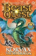 Beast Quest: Korvax the Sea Dragon - Adam Blade (ISBN: 9781408343135)