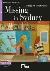 Missing in Sydney, w. Audio-CD - Andrea M. Hutchinson (ISBN: 9783125000667)
