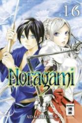Noragami. Bd. 16 - Adachitoka, Ai Aoki (ISBN: 9783770492497)