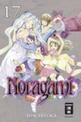 Noragami. Bd. 17 - Adachitoka, Ai Aoki (ISBN: 9783770492503)