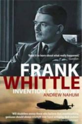 Frank Whittle - Andrew Nahum (ISBN: 9781840466621)