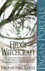 Pagan Portals-Hedge Witchcraft - Harmonia Saille (ISBN: 9781780993331)