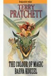 The colour of magic Barva kouzel - Terry Pratchett (ISBN: 9788071974178)
