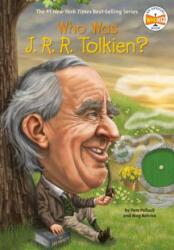 Who Was J. R. R. Tolkein? (ISBN: 9780448483023)