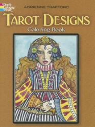 Tarot Designs Coloring Book (ISBN: 9780486494609)