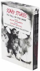 Scary Stories Set: The Complete 3-Book Collection (ISBN: 9780062682895)