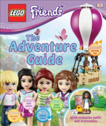 Lego Friends: The Adventure Guide (ISBN: 9781465435491)
