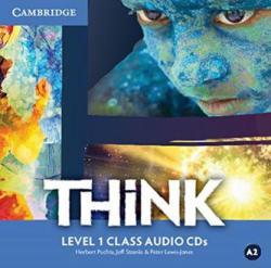 Think Level 1 Class Audio CDs (ISBN: 9781107508934)