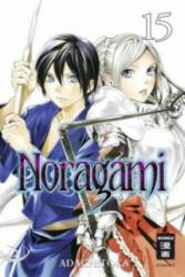 Noragami, deutsche Ausgabe. Bd. 15 - Adachitoka, Ai Aoki (ISBN: 9783770491094)