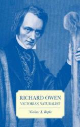 Richard Owen - Nicolaas A. Rupke (ISBN: 9780300058208)