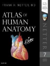 Atlas of Human Anatomy - Netter, Frank H. , MD (ISBN: 9780323393225)
