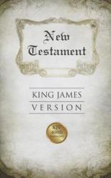 New Testament-KJV - American Bible Society (ISBN: 9781937628321)