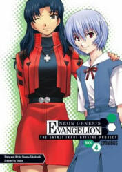 Neon Genesis Evangelion: The Shinji Ikari Raising Project Omnibus Volume 4 (ISBN: 9781506701813)
