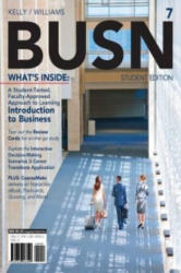 BUSN (with CourseMate, 1 term (6 months) Printed Access Card) - Marcella Kelly, Williams (ISBN: 9781285187822)