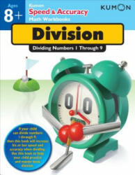 Division: Dividing Numbers 1 Through 9 (ISBN: 9781935800668)