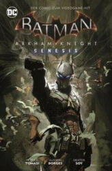 Batman: Arkham Knight Genesis (ISBN: 9783957989666)