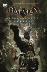 Batman: Arkham Knight Genesis - Peter J. Tomasi, Alisson Borges (ISBN: 9783957989666)