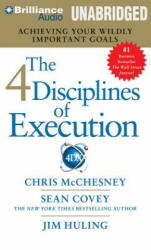 4 Disciplines of Execution - Chris McChesney (ISBN: 9781491517758)