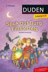 Spuk auf Burg Finsterfels - Annette Neubauer, Almud Kunert (ISBN: 9783737332118)