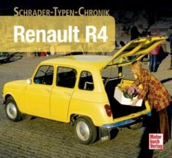 Renault 4 - Alexander Fr. Storz (ISBN: 9783613036857)