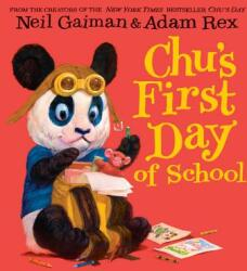 Chu's First Day of School (ISBN: 9780062371492)