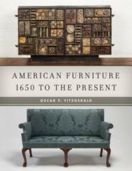 American Furniture - Oscar P Fitzgerald (ISBN: 9781442270381)