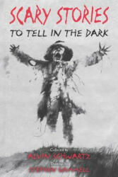 SCARY STORIES TO TELL IN THE D - Alvin Schwartz, Stephen Gammell (ISBN: 9780062682826)