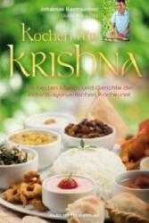Kochen für Krishna - Johannes Baumgartner (ISBN: 9783862642281)