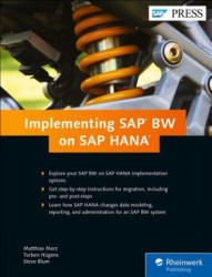 Implementing SAP BW on SAP HANA - Alexandra Carvalho (ISBN: 9781493210039)