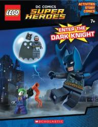 Enter the Dark Knight (ISBN: 9781338114119)