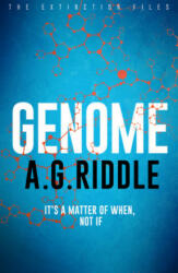 A. G. Riddle - Genome - A. G. Riddle (ISBN: 9781788541329)