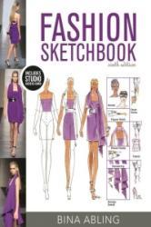 Fashion Sketchbook (ISBN: 9781501395352)