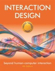 Interaction Design (ISBN: 9781119020752)