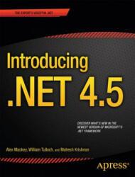 Introducing . NET 4.5 (ISBN: 9781430243328)