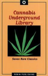 Cannabis Underground Library - Adam Gottlieb (ISBN: 9780914171713)