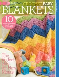 Crochet Baby Blankets - 10 Colorful Baby Blankets You'll Love to Crochet. (ISBN: 9781936096299)
