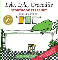 Lyle, Lyle, Crocodile Storybook Treasury (ISBN: 9780547516189)