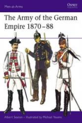 Army of the German Empire - Albert Seaton (ISBN: 9780850451504)
