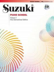 Suzuki Piano School 3 - Alfred Publishing (ISBN: 9780739051689)