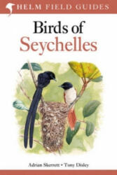 Birds of Seychelles - Adrian Skerrett (ISBN: 9781408151518)