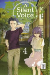 A Silent Voice 04 (ISBN: 9783770492145)