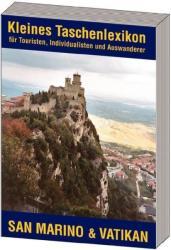 Kleines Taschenlexikon San Marino und Vatikan (ISBN: 9783943210743)