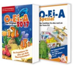 O-Ei-A Profi-Bundle 2017 - O-Ei-A 2017 und O-Ei-A Spezial (5. Auflage), 2 Bde. - André Feiler (ISBN: 9783944550169)