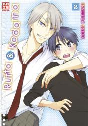 Rutta & Kodama 2 (ISBN: 9782889217823)