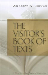 The Visitor's Book of Texts: Or the World Brought Near to the Sick and Sorrowful (ISBN: 9781848710719)