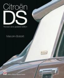 Citroen DS - Malcolm Bobbitt (ISBN: 9781787111387)