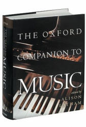 Oxford Companion to Music (2002)