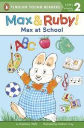 Max at School (ISBN: 9780515157444)